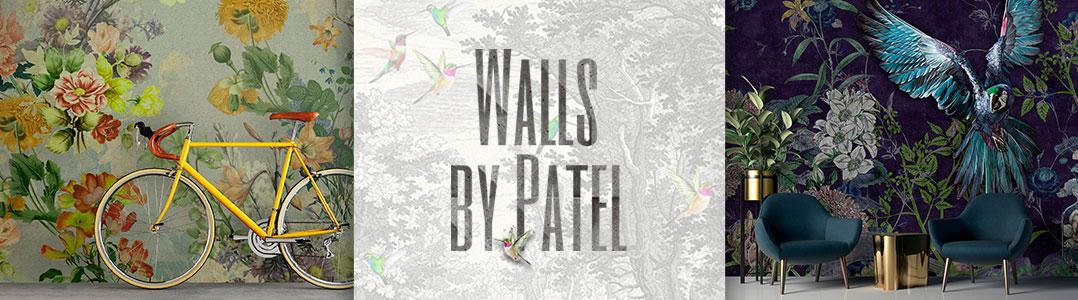 Walls by Patel papier peint