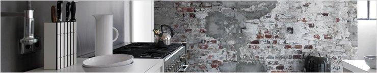 Stone & Brick Wallpaper