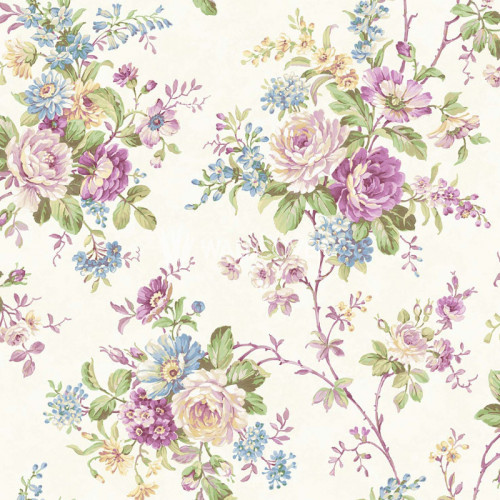 040831 Rosery Rasch-Textil