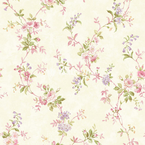 040834 Rosery Rasch-Textil