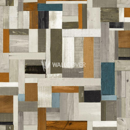 138515 Brooklyn Bridge Rasch-Textil