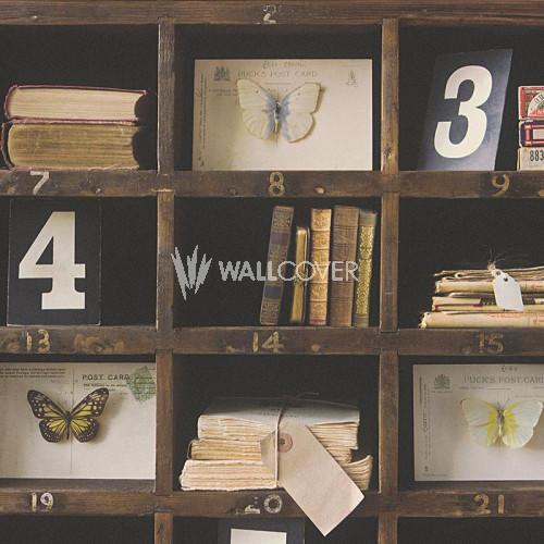 302571 Authentic Walls Lutèce