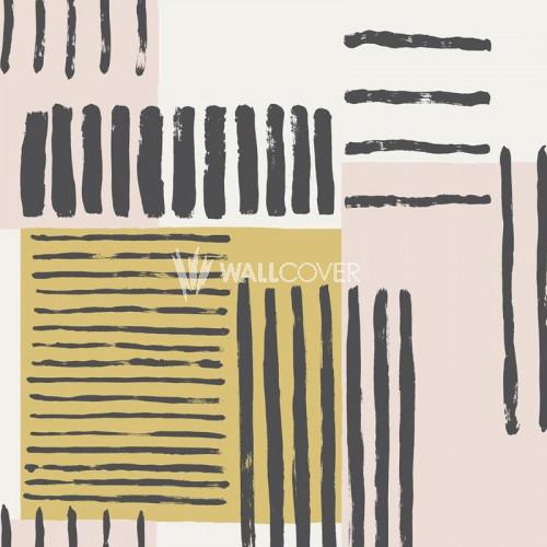 377130 Stripes + Eijffinger