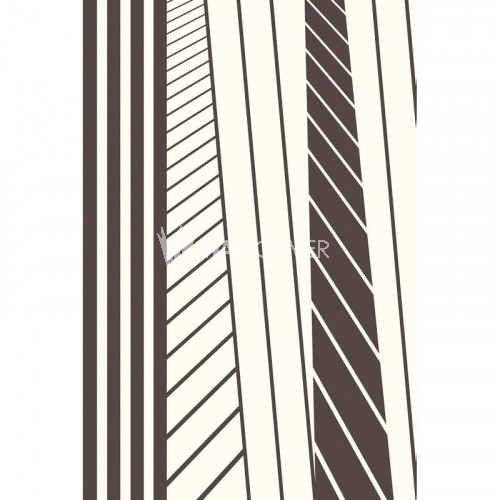 377206 Stripes + Eijffinger