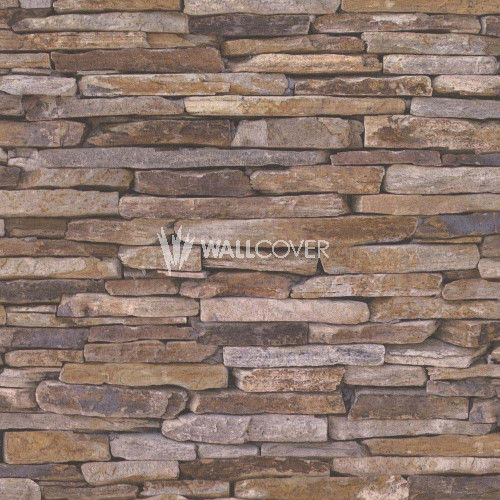 9142-17 Wood'n Stone - A.S. Creation Tapete