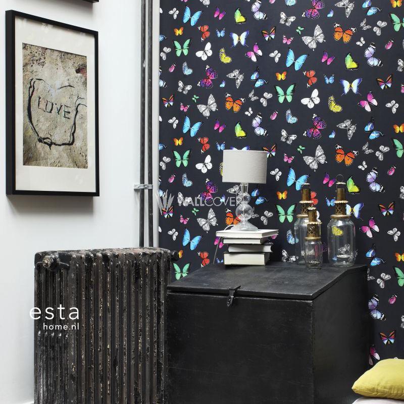 wallpaper 138507 brooklyn bridge online shop. Black Bedroom Furniture Sets. Home Design Ideas