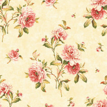 040815 Rosery Rasch-Textil Papiertapete