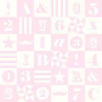 138728 Everybody Bonjour Rasch Textil Vliestapete