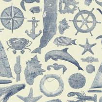343015 Atlantic Eijffinger Papiertapete