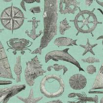 343016 Atlantic Eijffinger Papiertapete