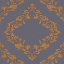 609516 Blue Velvet Rasch Vliestapete