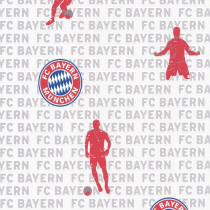 703108 FC Bayern - Rasch Tapete
