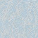 609356 Blue Velvet Rasch