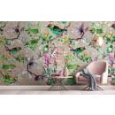 DD110251 Walls by Patel Mosaic Birds