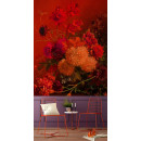 DD110701 Walls by Patel Bouquet Vibrant