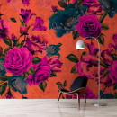 114157 Walls by Patel 2 Spanish Rose