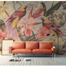 114412 Walls by Patel 2 Exotic Birds