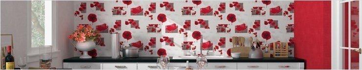 Behang voor keukens