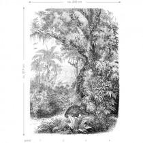 158945 Paradise Rasch-Textil