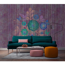 113457 Walls by Patel 2 Spray Bouquet