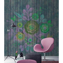 113462 Walls by Patel 2 Spray Bouquet