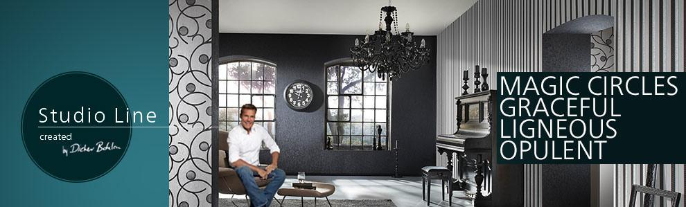 Dieter Bohlen - Studio Line wallpaper