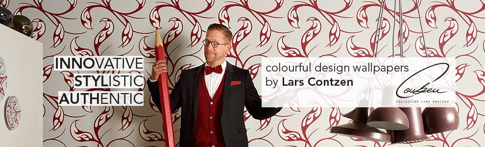 Colorful Design Wallpaper - Lars Contzen
